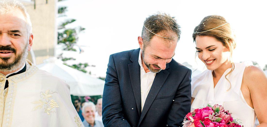 BOHO-CHIC WEDDING + BAPTISM IN RHODES