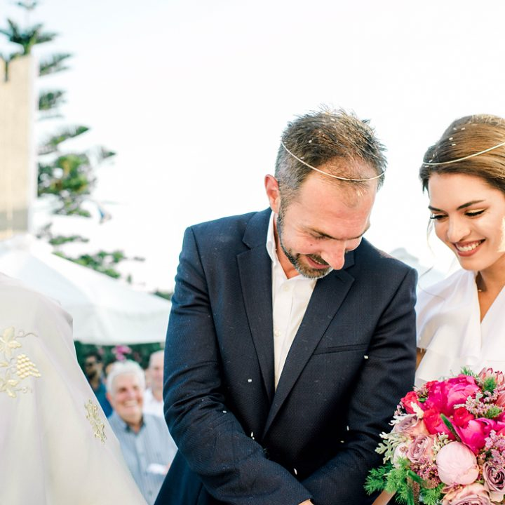 BOHO-CHIC WEDDING + BAPTISM IN RHODES
