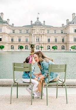 C'EST LA VIE A PARIS!