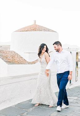 INTIMATE WEDDING IN RHODES | M+N